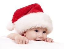 Chéri de Noël Images libres de droits