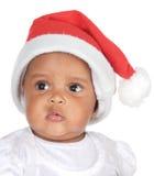 Chéri de Santa Photo libre de droits