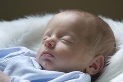 Chéri de sommeil Photographie stock libre de droits