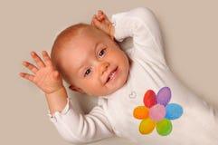 Chéri de sourire Image stock