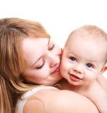 Chéri et sa mère photographie stock libre de droits