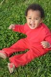 Chéri heureuse Photo libre de droits