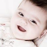 Chéri heureuse de sourire photos libres de droits