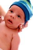Chéri nouveau-née Images libres de droits