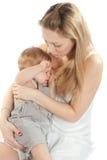 Chéri pleurante Photos libres de droits