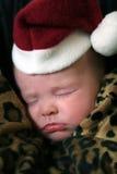 Chéri Santa Image libre de droits