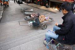 Chômeurs (sans emploi) Photographie stock libre de droits