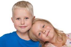 chłopak dziewczyny zobaczą galerii ilustracji podobne wizyty moje dzieciaki trochę proszę zdjęcie stock