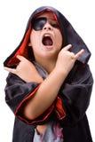 chłopcy 2 przebranie Dracula zdjęcie stock