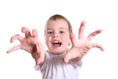 chłopcy horror zdjęcie stock