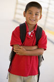 chłopcy plecak Fotografia Stock