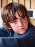 chłopcy portret fotografia royalty free