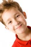 chłopiec śmieszna Zdjęcie Royalty Free