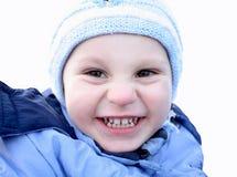 chłopiec śmieszna Obraz Royalty Free