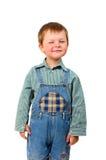 chłopiec śmieszna Zdjęcia Stock