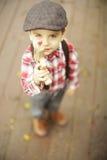 Chłopiec będą chłopiec Obrazy Stock