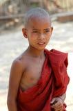 chłopiec Burma michaelita Zdjęcia Stock