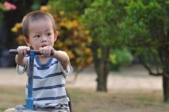 chłopiec chińczyk Obrazy Royalty Free
