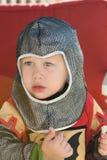 chłopiec Halloween Obrazy Royalty Free