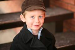 chłopiec mały preschool ja target1863_0_ fotografia royalty free