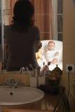 Chłopiec 6 miesięcy Obrazy Royalty Free