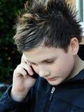chłopiec nastoletnia obraz stock