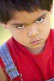 chłopiec portret obraz stock