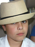 chłopiec przystojna fotografia royalty free