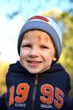 Chłopiec ` s portret fotografia royalty free