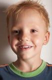 chłopiec szczęśliwy portreta ja target1229_0_ Zdjęcie Stock