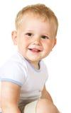 chłopiec target1254_0_ fotografia stock