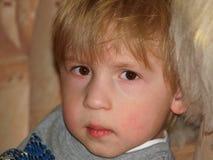 chłopiec trochę Obraz Stock
