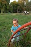 chłopiec trochę Zdjęcia Stock