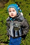 chłopiec trochę fotografia stock