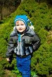 chłopiec trochę zdjęcie stock