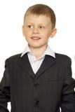 Chłopiec w kostiumu zdjęcie stock