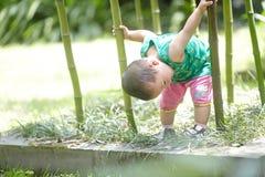 Chłopiec w lecie Zdjęcia Stock