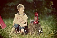 chłopiec znak zdjęcia royalty free