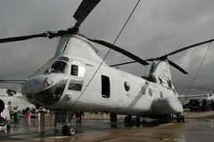CH-46 Seaknight Photos stock