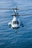 CH-46E Marineinfanteriekorps-Hubschrauber Lizenzfreie Stockfotografie