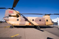 CH-47 Chinook Royalty Free Stock Photo