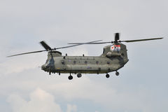 Ch-47 Chinook Helicopter Royalty Free Stock Images