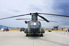 CH-47D Stock Photo