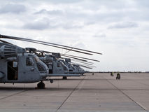 CH-53 E Royalty Free Stock Photography