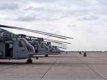 CH-53 E Fotografia Stock Libera da Diritti