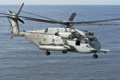 CH-53E Marine Corps Helicopter Stock Photos