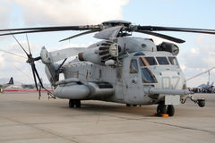 CH-53E Stallion Royalty Free Stock Photos