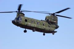 CH-47 Chinook Royalty-vrije Stock Afbeeldingen
