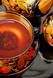 Chá do russo Fotos de Stock Royalty Free