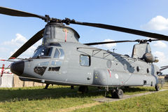 CH-47F Chinook Royalty Free Stock Photo